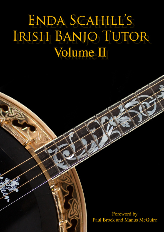 Irish Banjo Tutor Books I & II